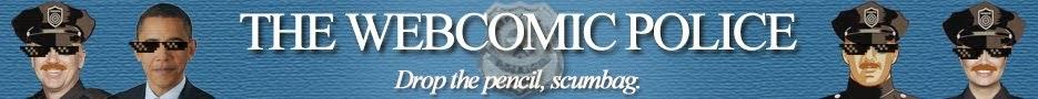 The Webcomic Police