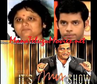 PrakashRaj's Its My Show -E 4 -12th Apr :Nandini Reddy – RJ Hemanth as Guests