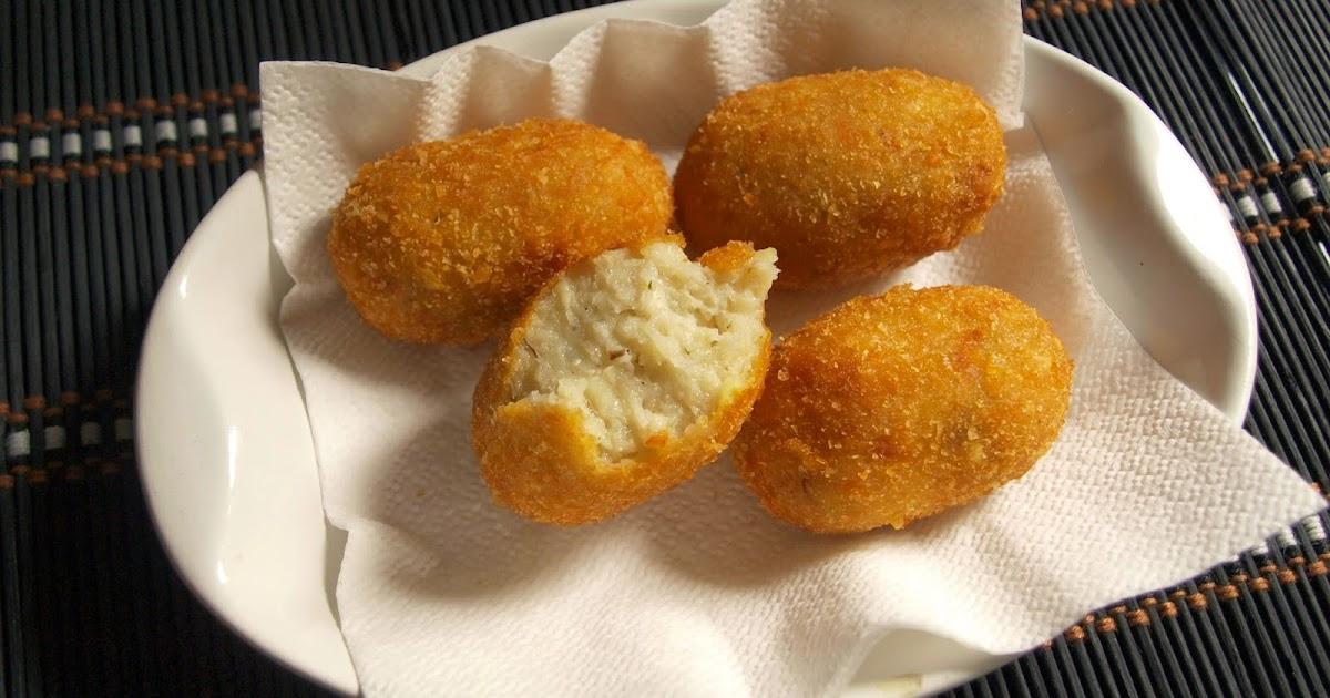 La larpeira sin gluten croquetas de pollo y setas for Despresadora de pollo