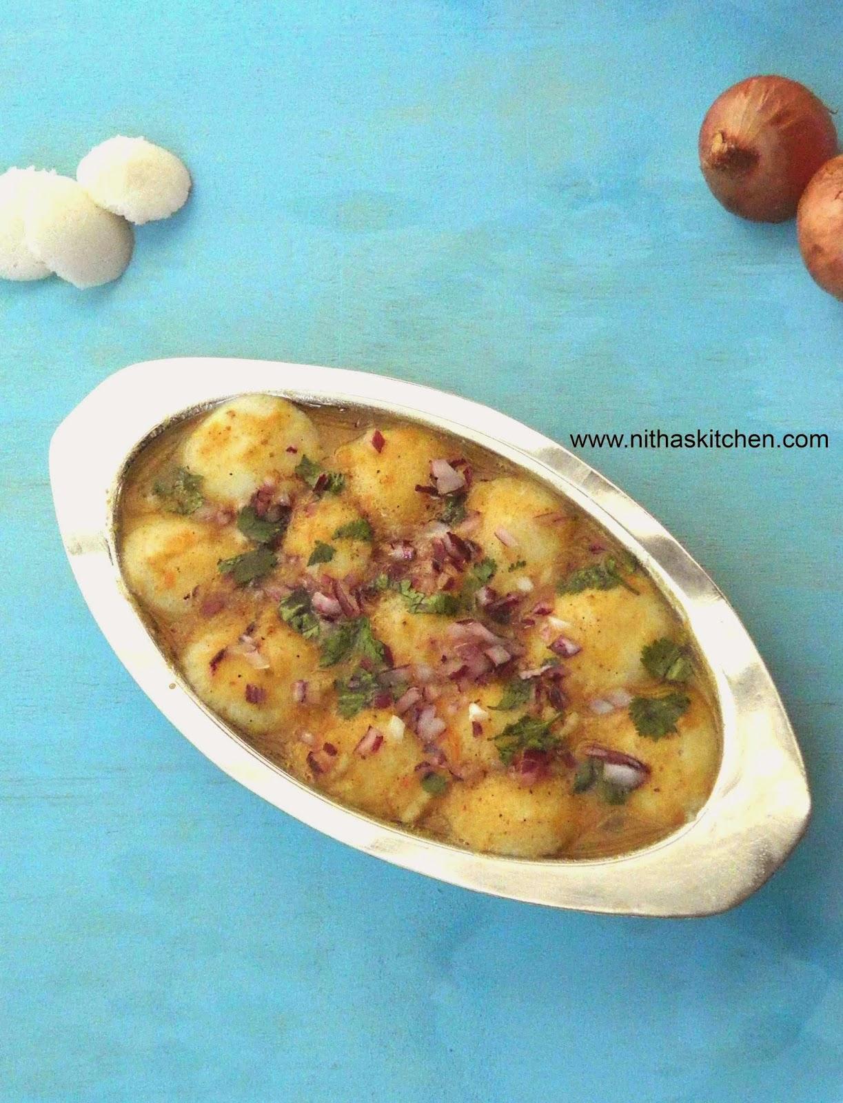 Restaurant Style Tiffin Sambar | Mini Idlis | Hotel Sambar and 14 ...