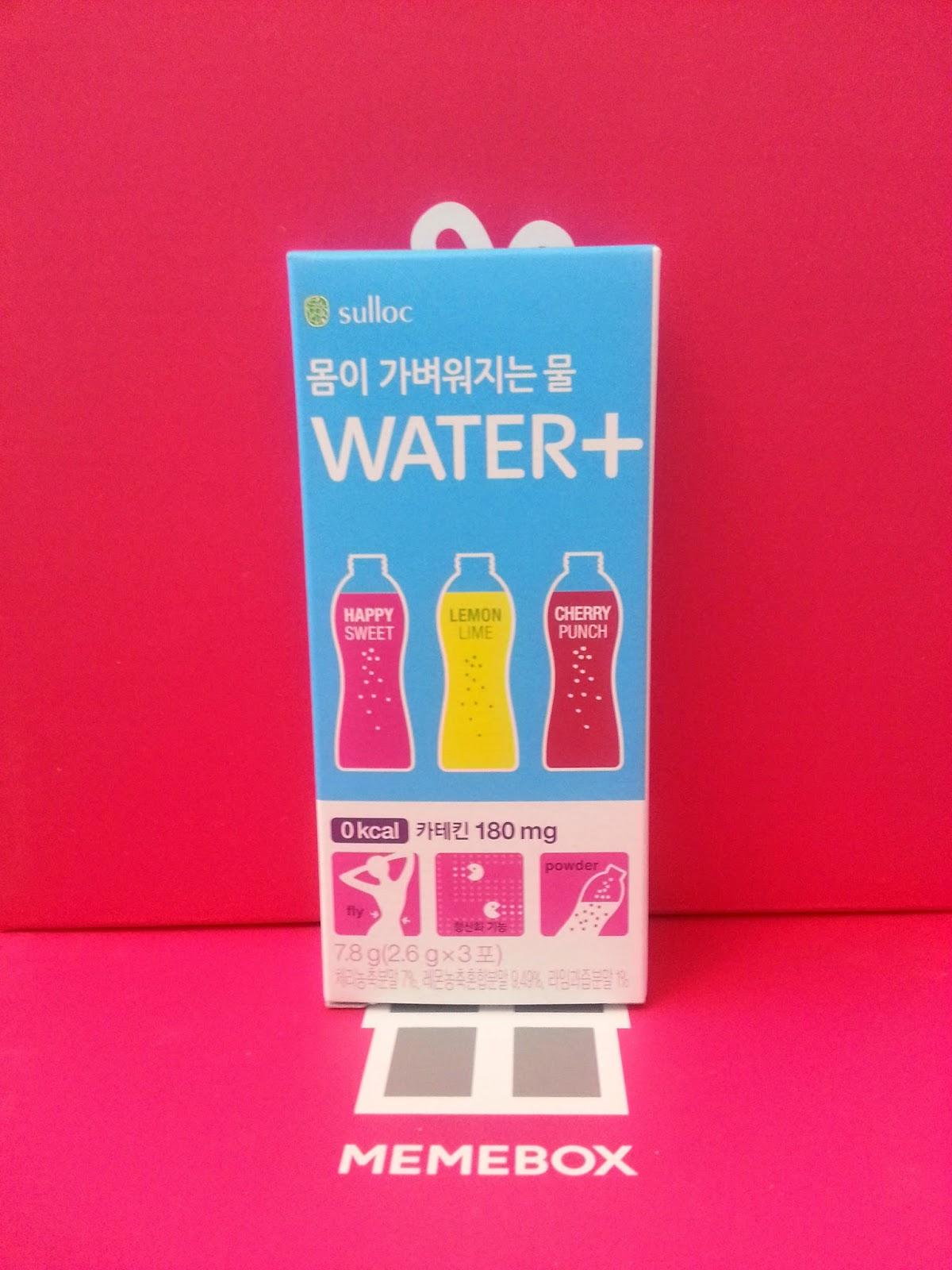 SULLOC Water+