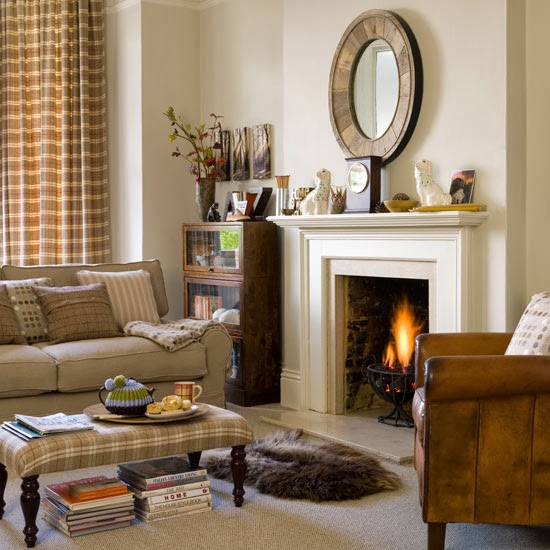 Madaline homes home goods find for Winter living room decorating ideas