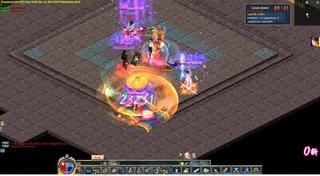 Conquer Online Tournaments