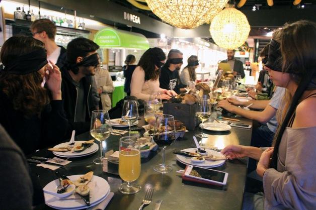Degustación de platos con setas de otoño en La Trastienda Tapas