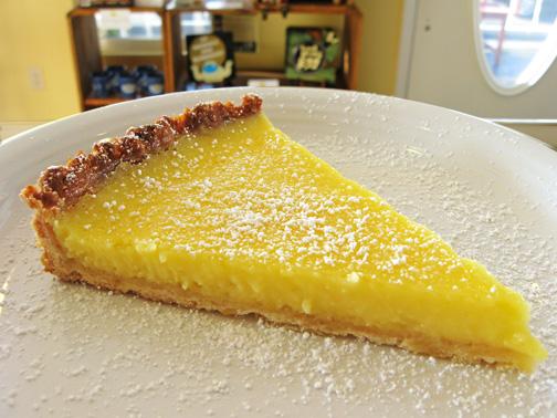 Lemon Drop Cafe Hours