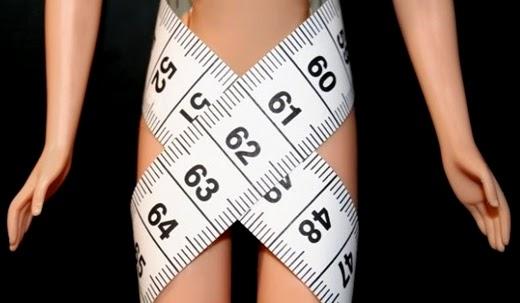 anorexia síntomas