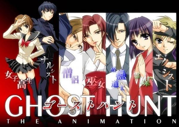Informasi Anime Judul Ghost Hunt All Episode 01 25 MKV 480P Sub Indonesia English Japanese Jenis File