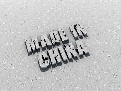 صنع في الصين (غير مرخصة