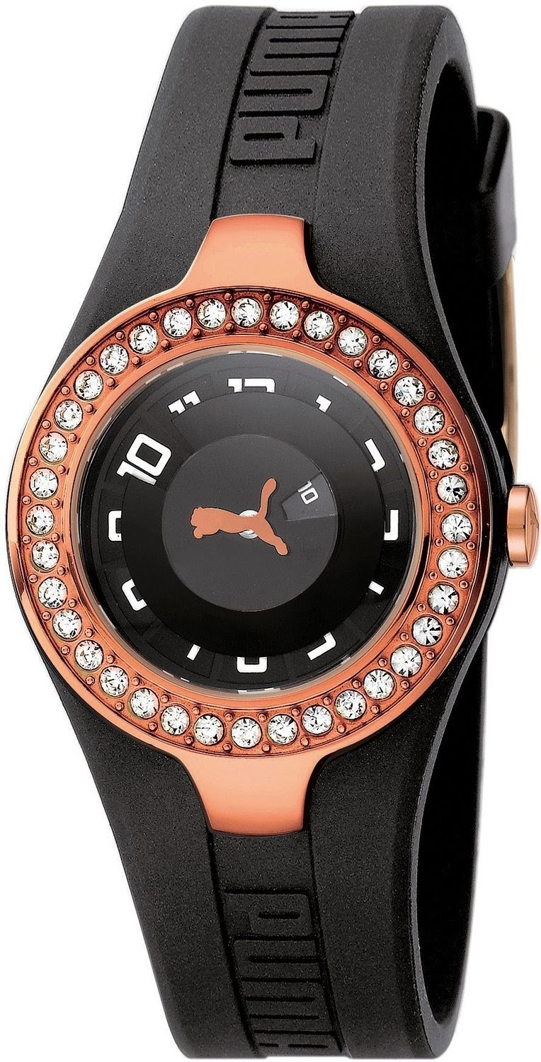 Puma Dynamic Posh Analog Rosegold Women's Watch worth Rs 6999 for Rs Rs 1499