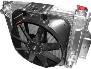 Teori sistem pendingin udara memakai kipas
