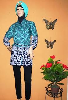 Grosir blus katun jepang BK0393