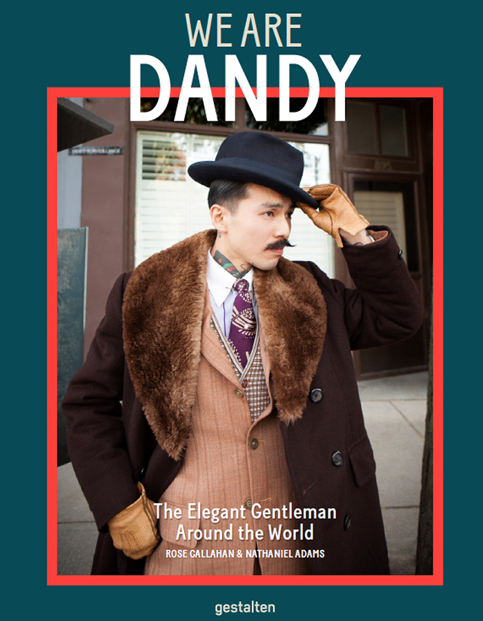 NEW! WE ARE DANDY book