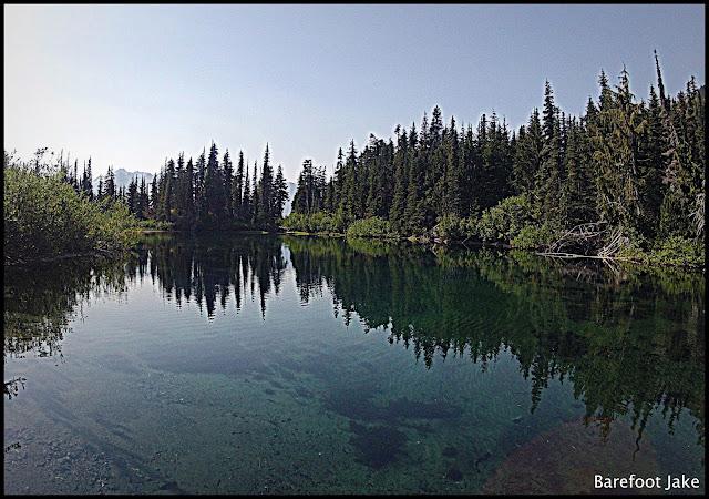 cream lake
