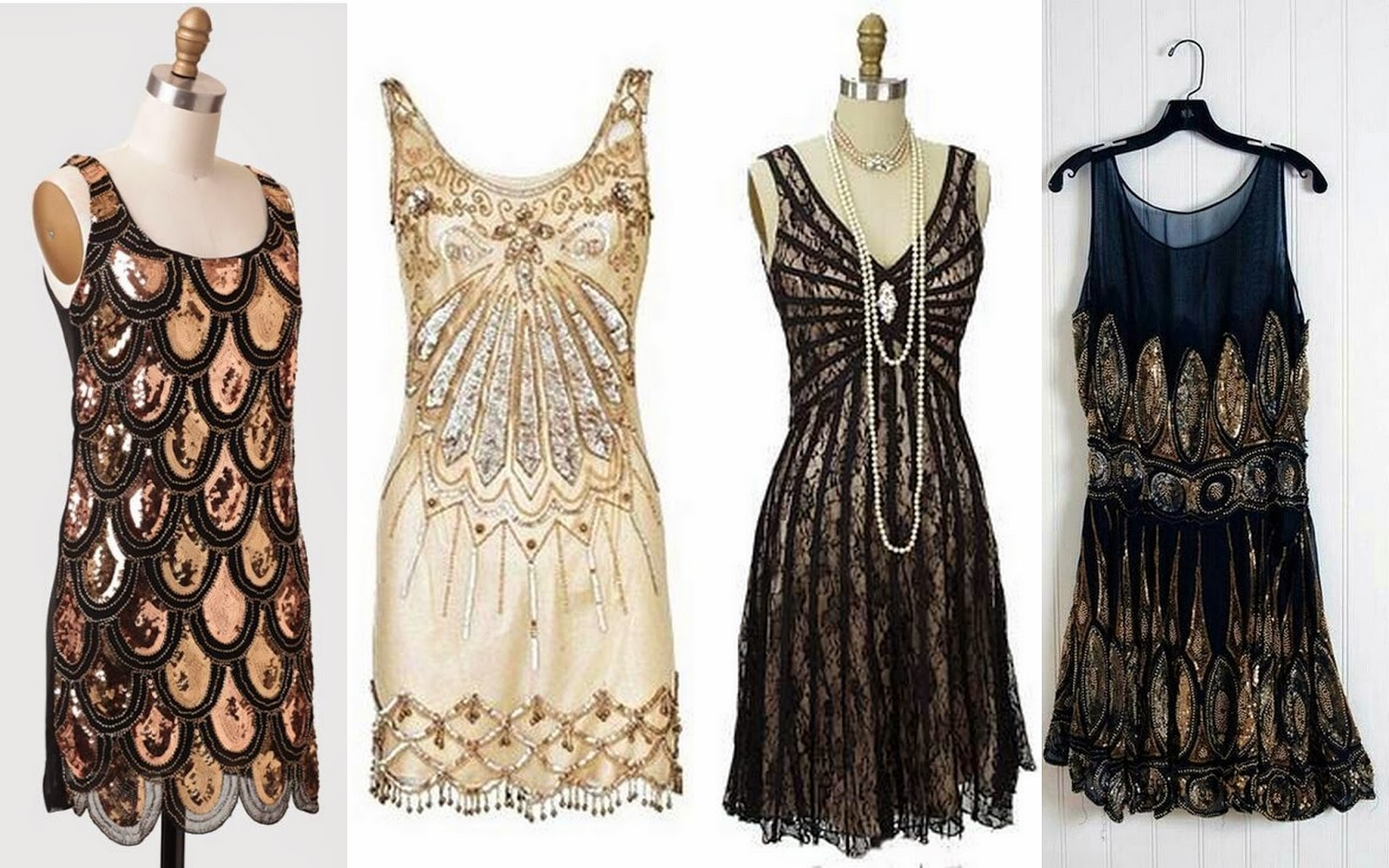 Платья в стиле гэтсби фото