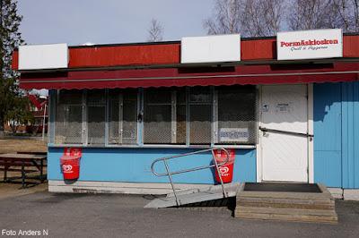 Norrfjärden kiosk