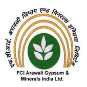 FCI Aravali Gypsum & Minerals India Limited, FAGMIL, Rajasthan, FCI, 12th, fagmil logo