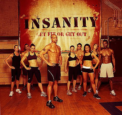 click here for Women's Insanity Transformation