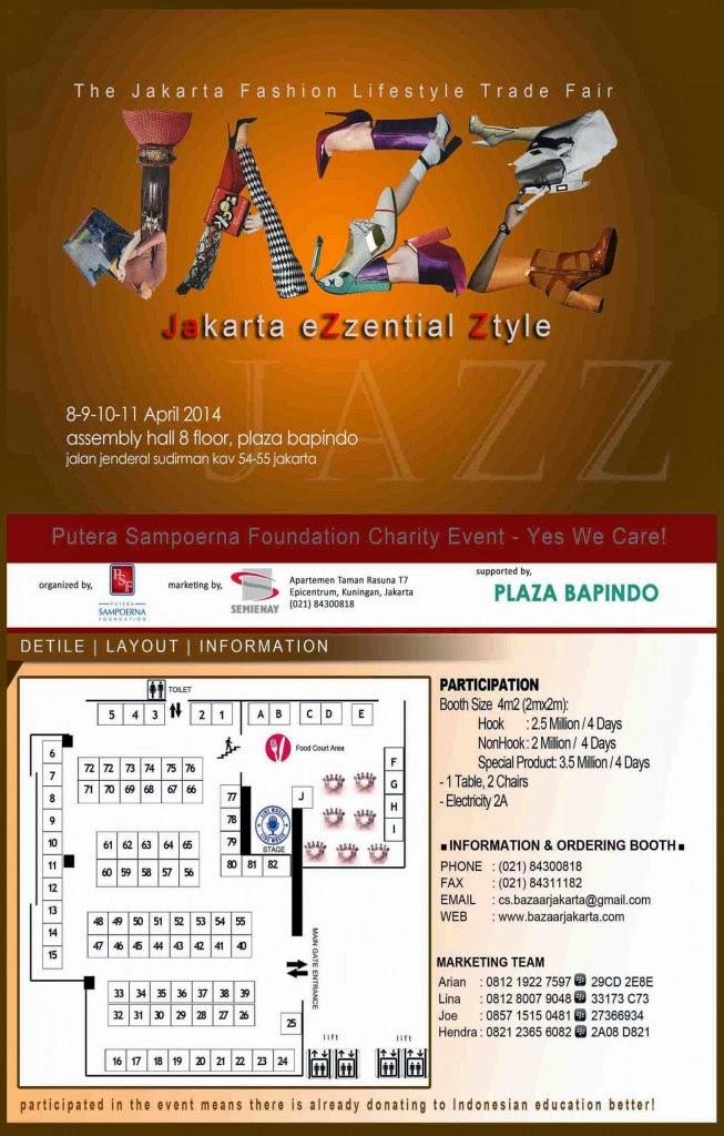 Jakarta Ezzential Ztyle, JAZZ
