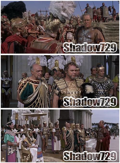 Cleopatra (1963) [Clásico] 720p, Dual, Mega, Uptobox