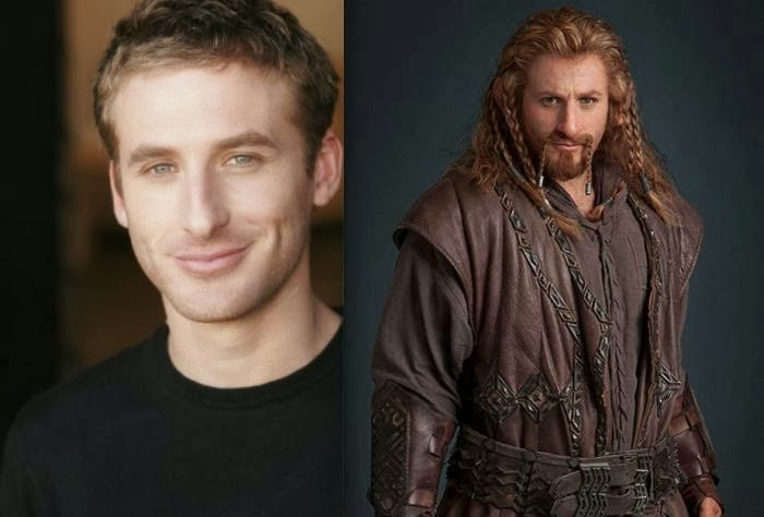 Incredible Hobbit Characters Without Makeup
