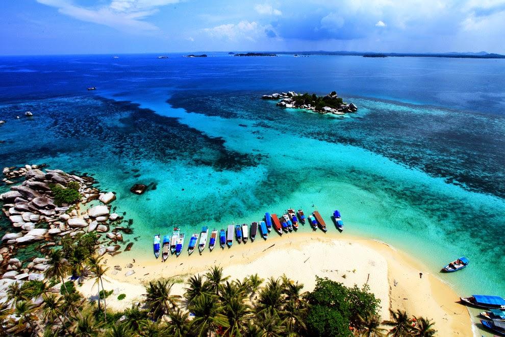 Indonesia Scenery