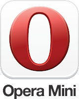 Opera Mini Save Image