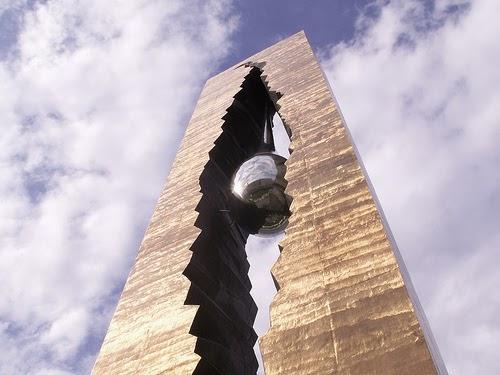 9-11 Memorial - Bayonne, NJ. (Photo by Jackie)