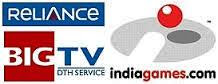 Reliance digital TV with Visiware now offers iGames on its dth service