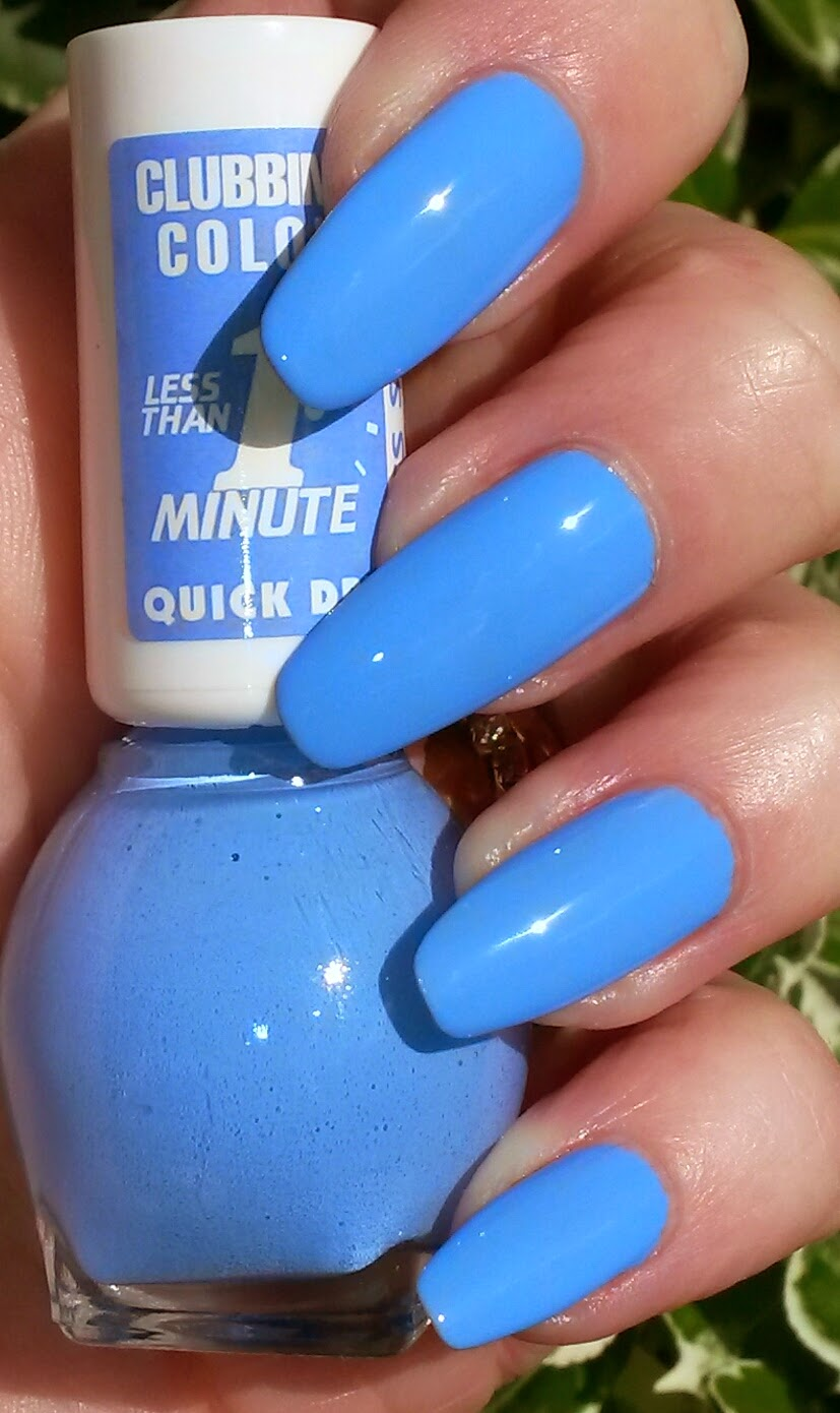 Bite No More: Miss Sporty New Polish