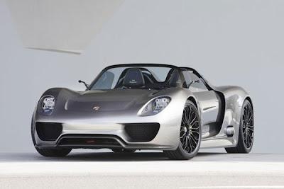 2012 Porsche 918 Spyder 4