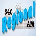 Rádio Regional AM 540