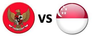 Prediksi Skor Indonesia vs Singapura 28 November 2012, Prediksi Indonesia vs Singapura, Hasil Akhir Pertandingan Indonesia vs Singapura, Video Cuplikan Gol Indonesia vs Singapura