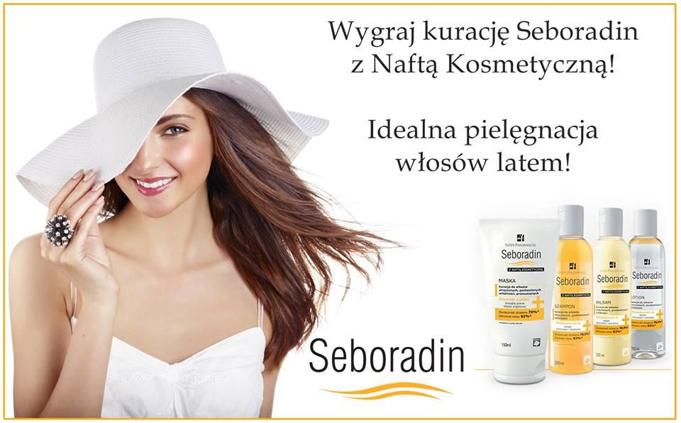 Wygraj kosmetyki do włosów SEBORADIN!!!