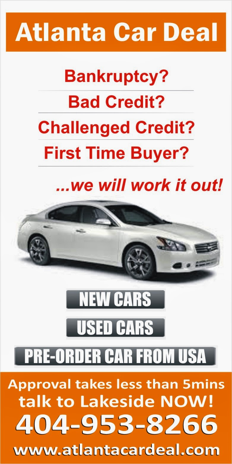 Atlanta Car Deal