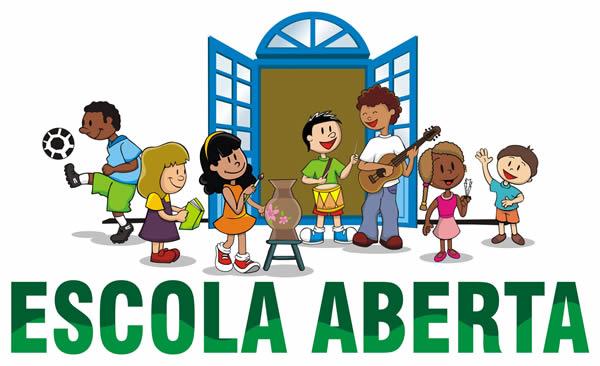 Inauguração Escola Aberta