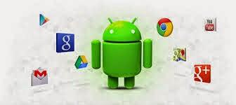 cara custom default app android