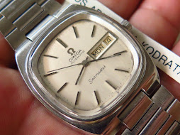 OMEGA SEAMASTER SEMI SQUARE CASE - AUTOMATIC