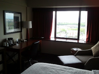 Sheraton Anchorage room