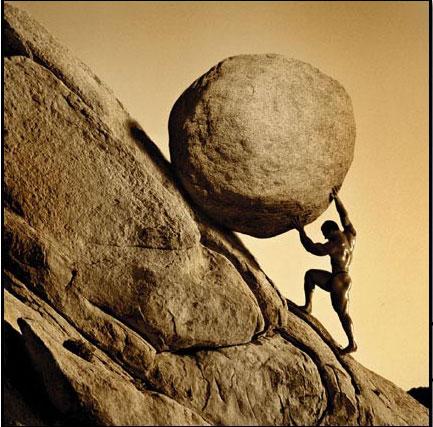 Myth of Sisyphus Art Camus The Myth of Sisyphus