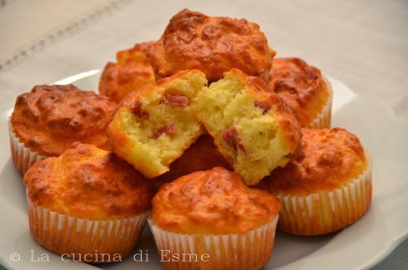 hot muffin ... e le ricette pasquali