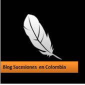 Sucesiones en Colombia