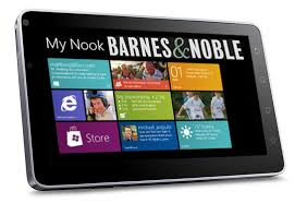 microsoft nook