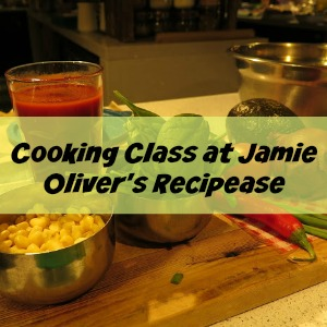 Cooing Class at Recipease
