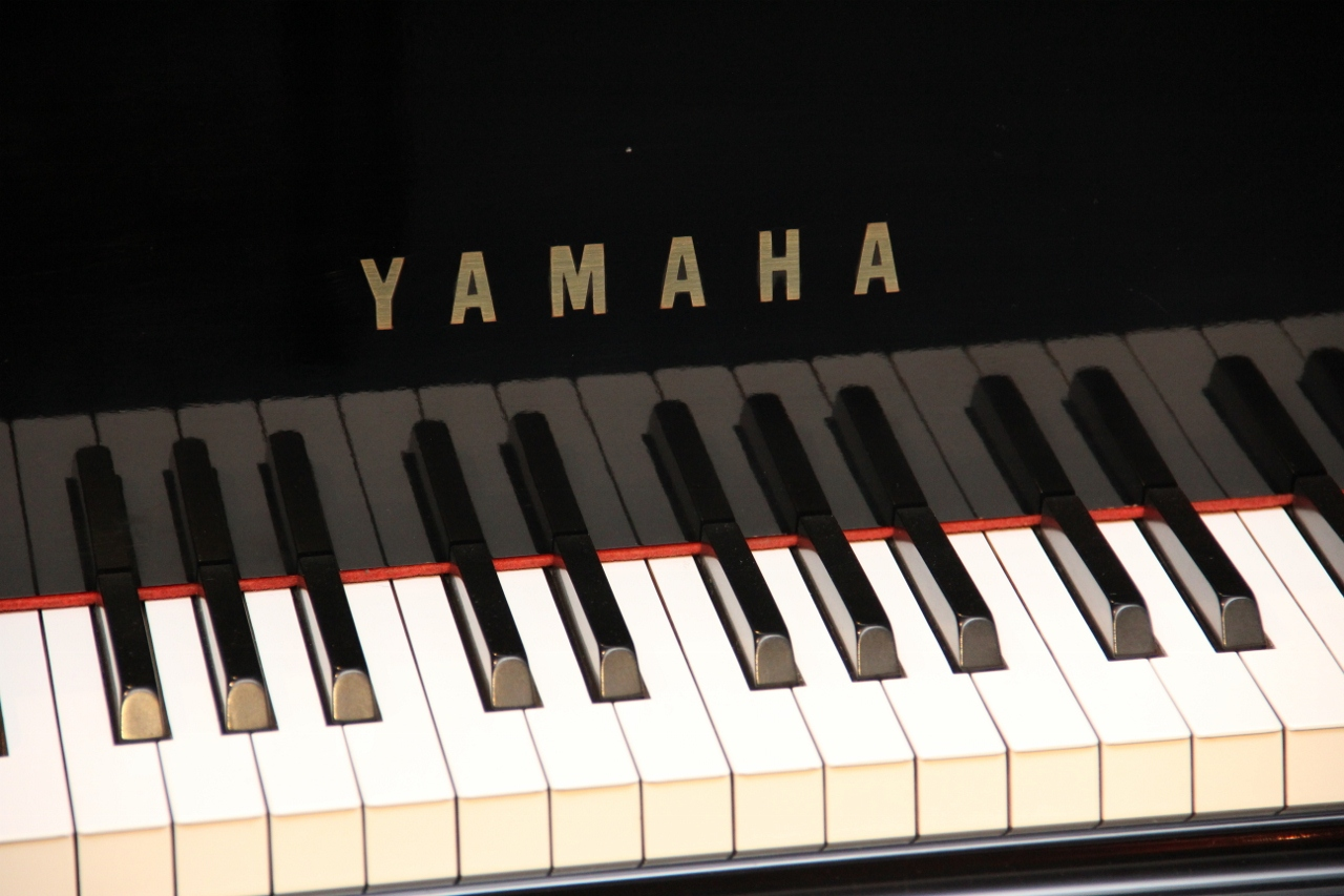 New and used yamaha pianos for sale yamaha uprights for Yamaha g1 piano