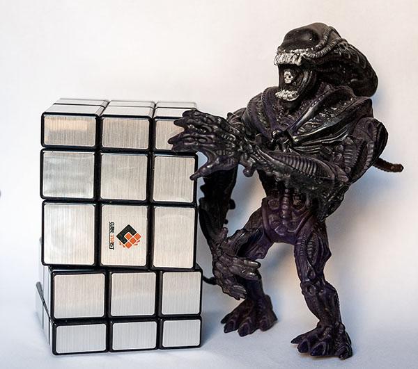 Mirror siames Siamese Mirror Cube rubik solución tutorial