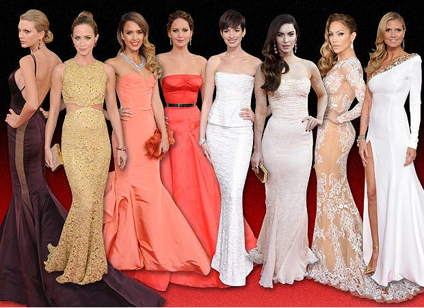 the best and worst dressed on the red carpet