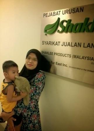 Shaklee Independent Distributor Pilihan Ibu Malaysia