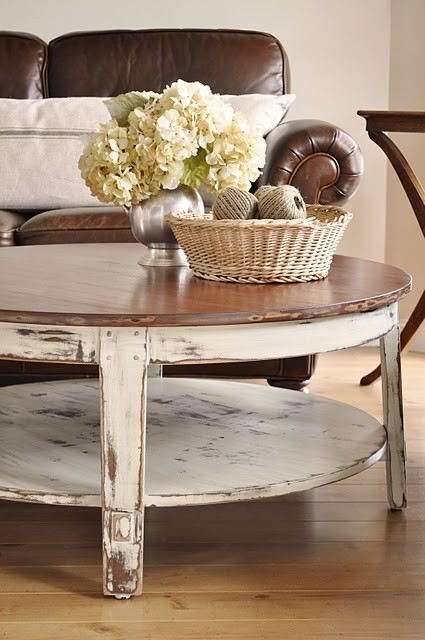Shabby in love distressed furniture ideas