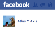 Atlas & Axis' Facebook