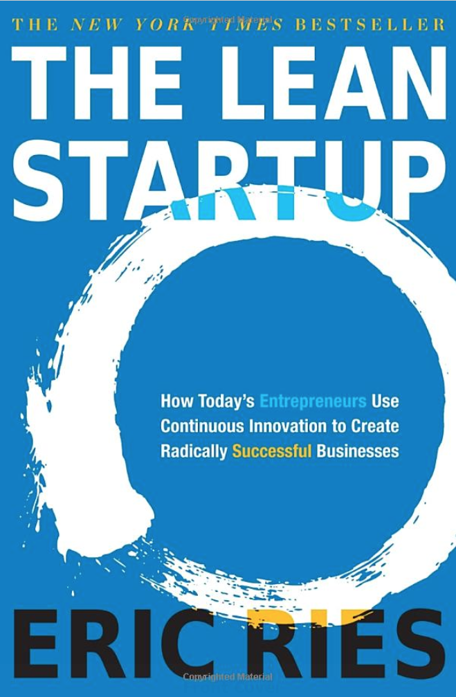 Currently reading:  The Lean Startup, by Eric Ries